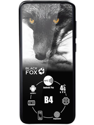 Fox B4 mini 8GB with 1GB Ram
