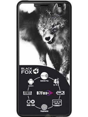 Fox B7 Fox (2019) 16GB with 2GB Ram