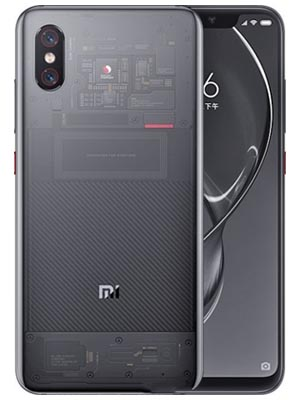 Mi 8 Explorer 128GB with 6GB Ram